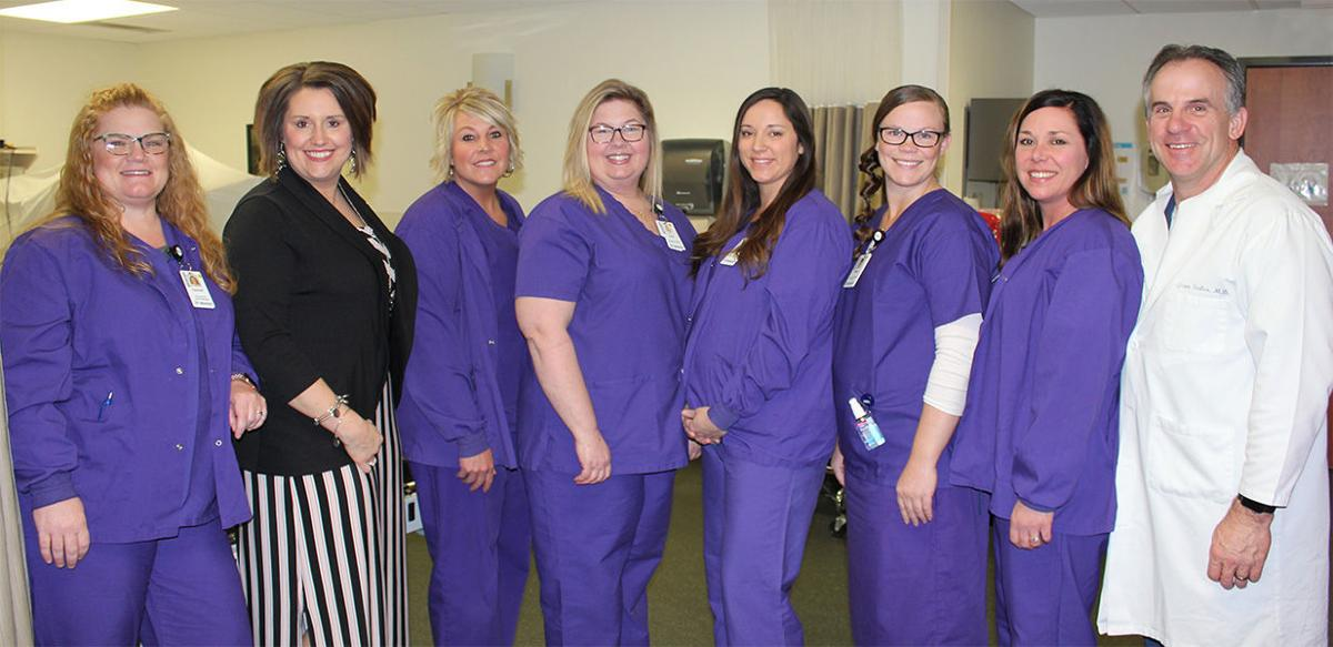 Holzer Wound Care Center earns award
