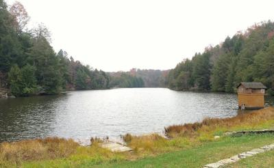 Lake Katharine State Nature Preserve