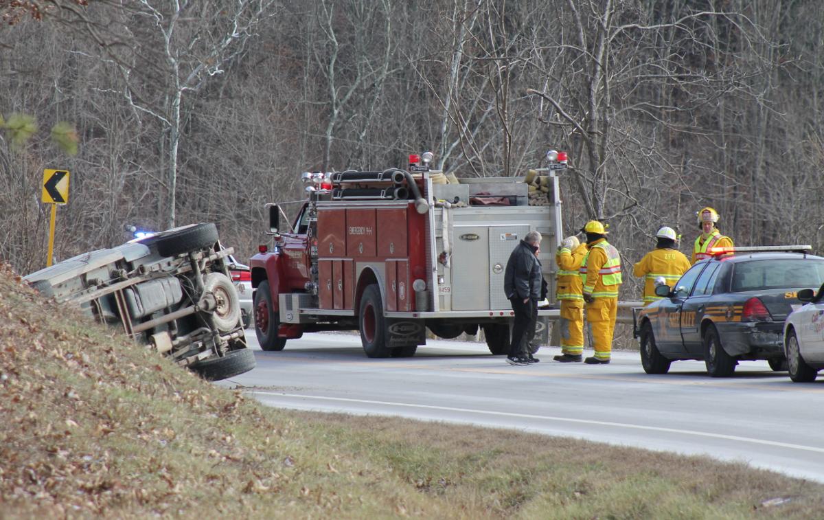 Route 50 crash, 1/11/16 | Uploaded Photos | vintonjacksoncourier com