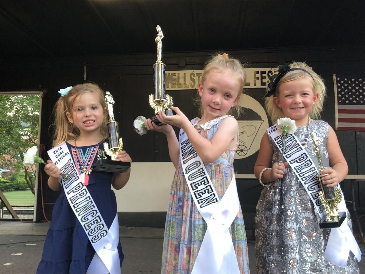 Johnston Named Coal Festival Mini Queen Community