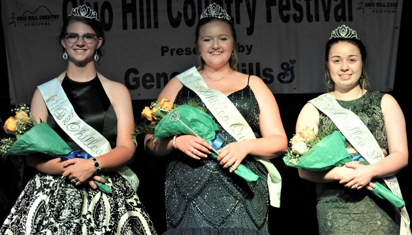 2022 Wellston Ohio Hill Country Festival Royalty