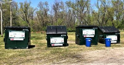 Second Recycling Drop-off Location Available