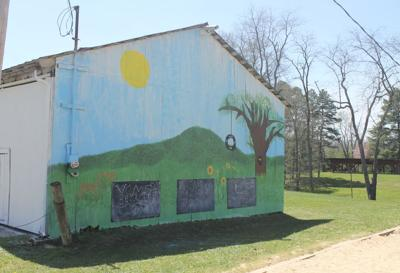 Wyman Park mural
