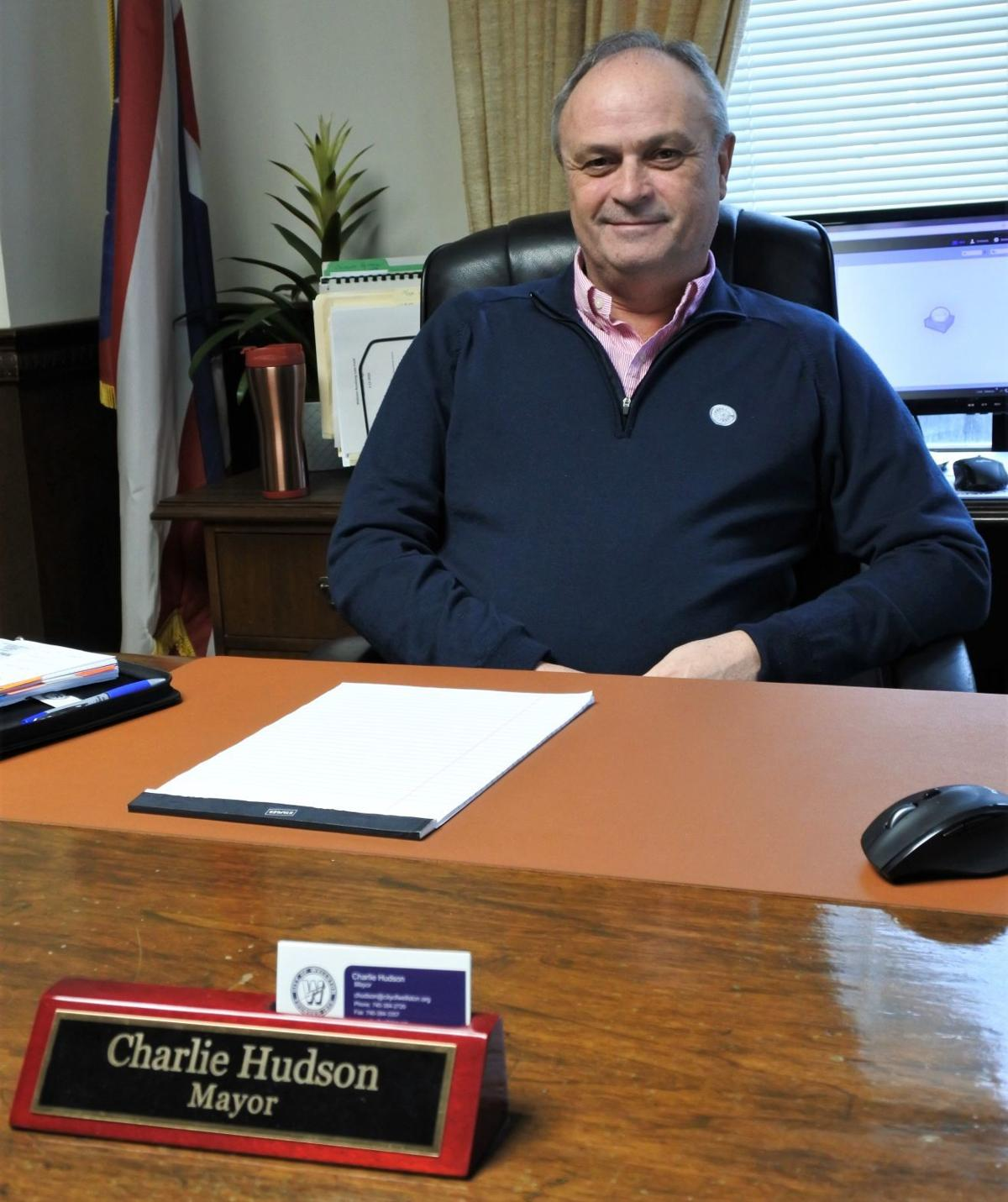 Meet the Mayor: Charlie Hudson
