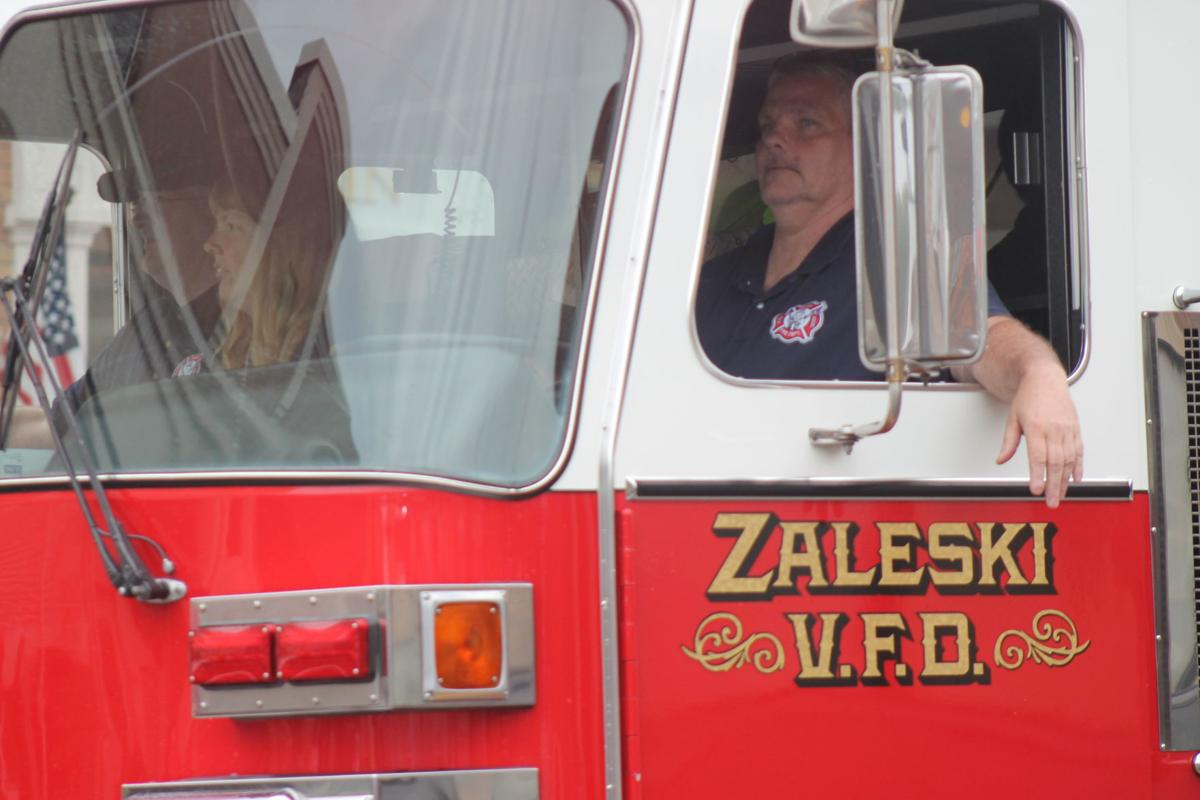 Zaleski Fire Department