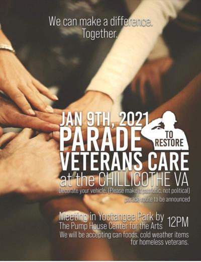 Parade to Restore Veterans Care