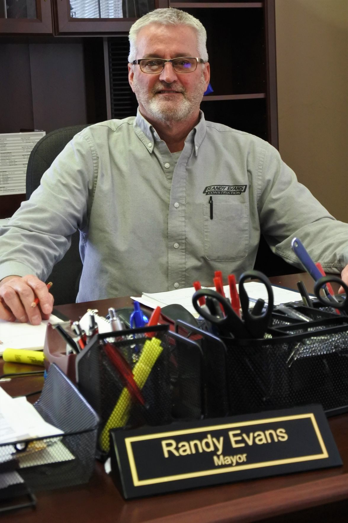 Meet the Mayor: Randy Evans