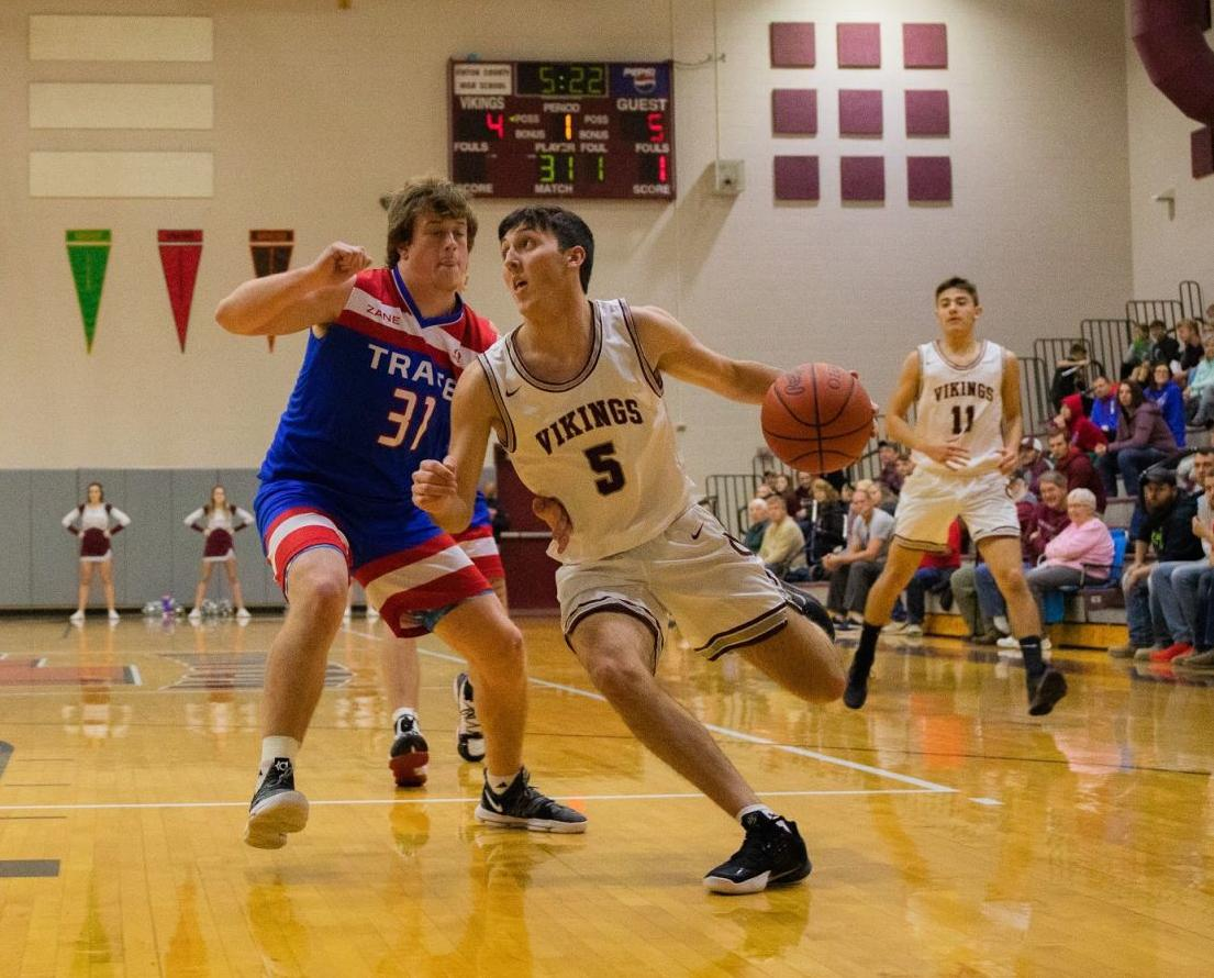 Zane Trace at Vinton County boys basketball (copy)