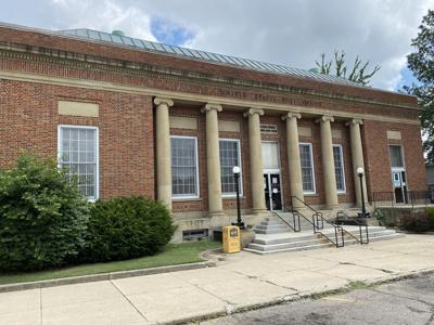 Jackson Post Office