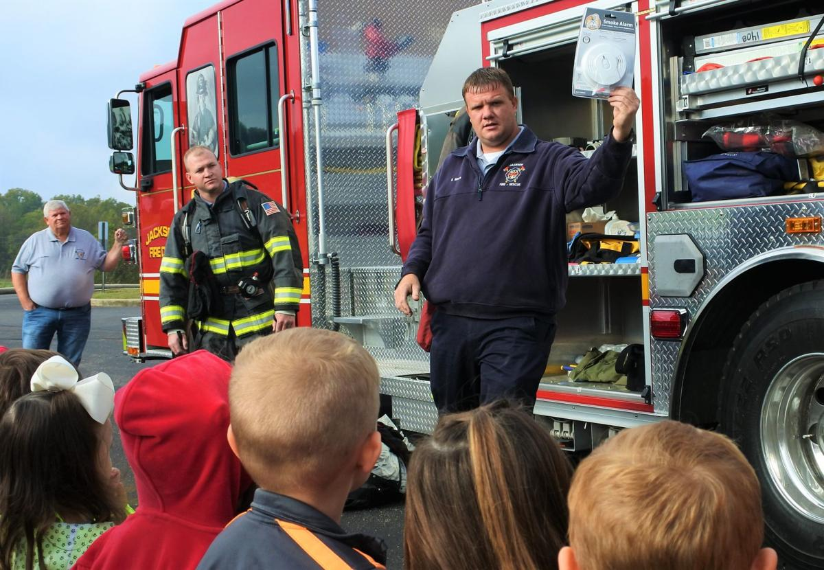 Westview students learn about fire safety