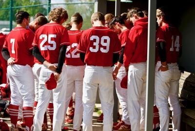 Jackson team prayer