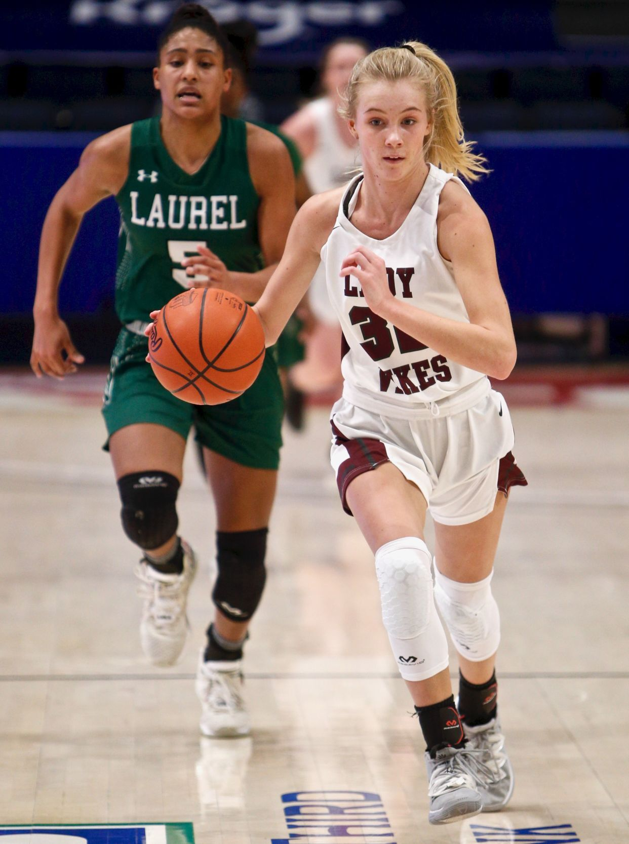 Vinton County beats Shaker Heights Laurel