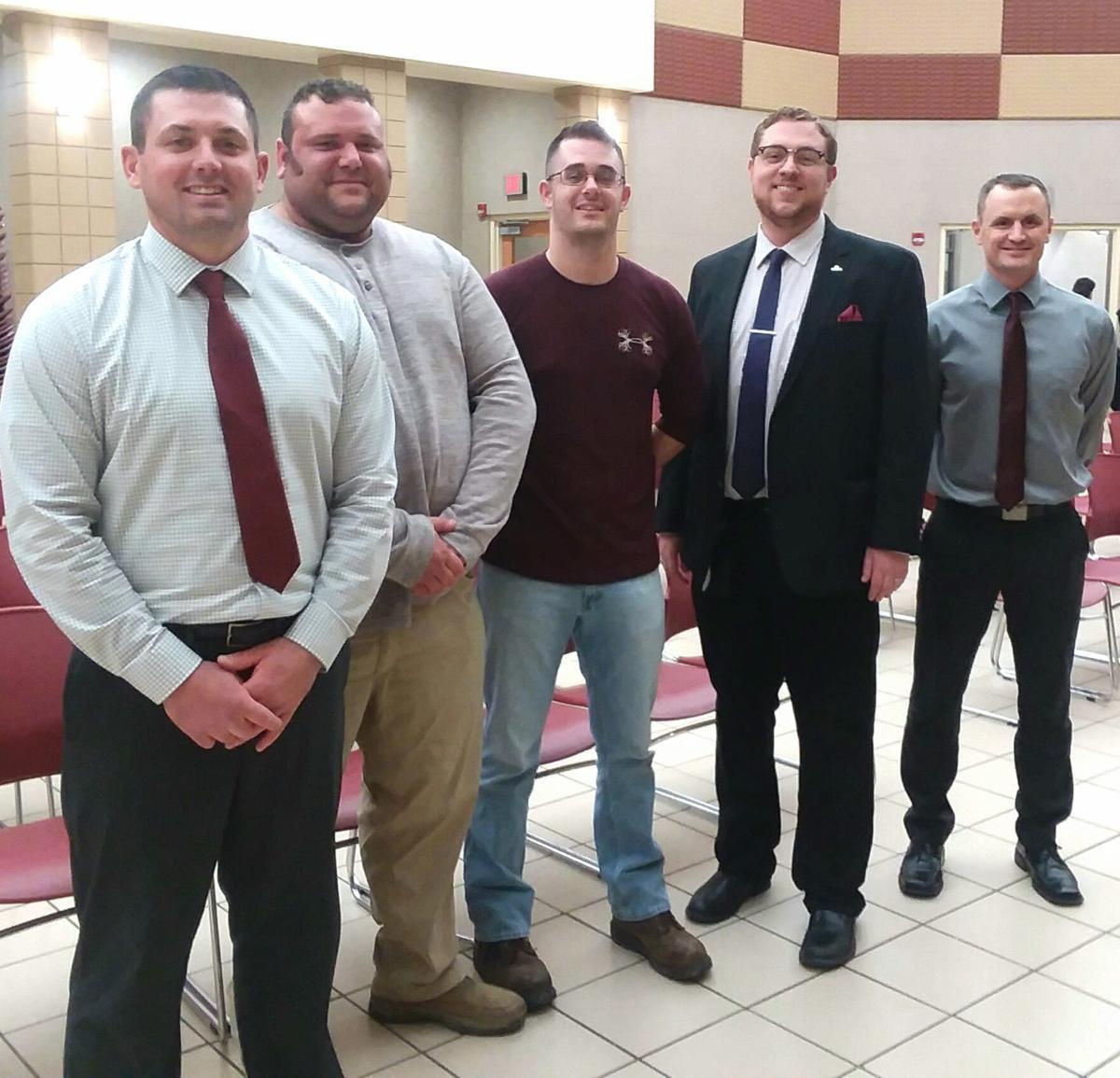 New Vikings coaching staff