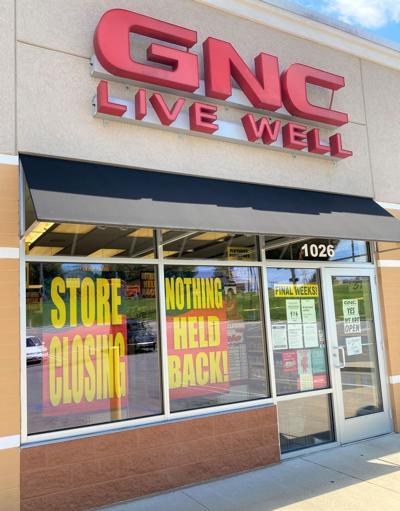 GNC of Jackson closed