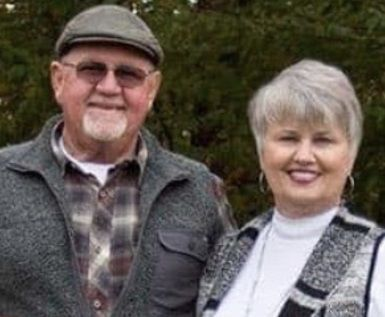 Gary and Brenda Lunsford