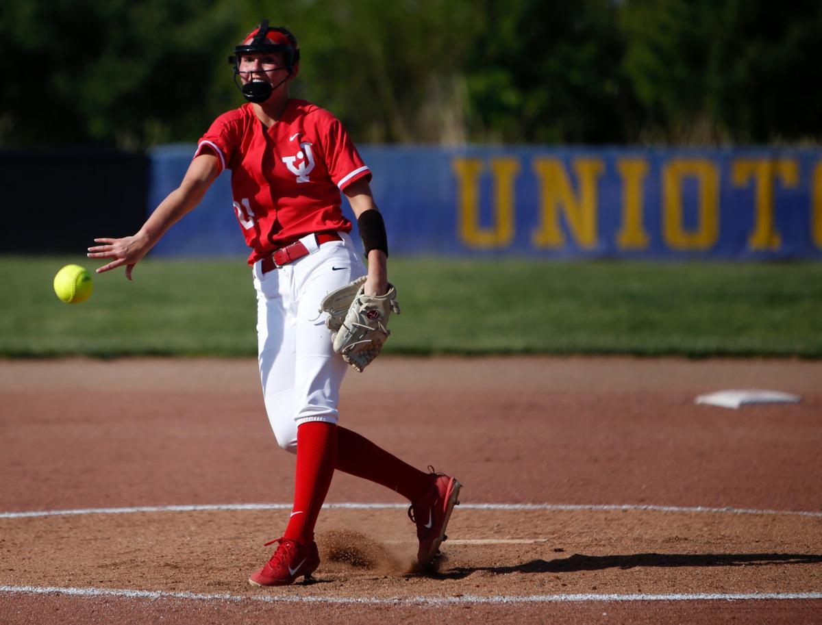 Jackson vs Unioto softball