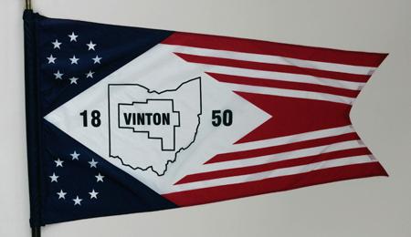 Vinton County Flag