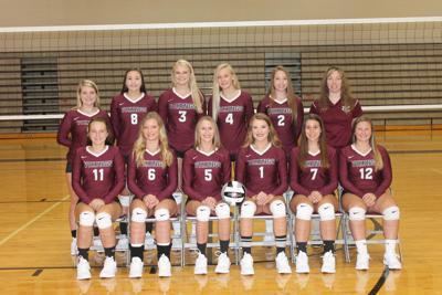 2018 Lady Vikings Varsity Volleyball Team