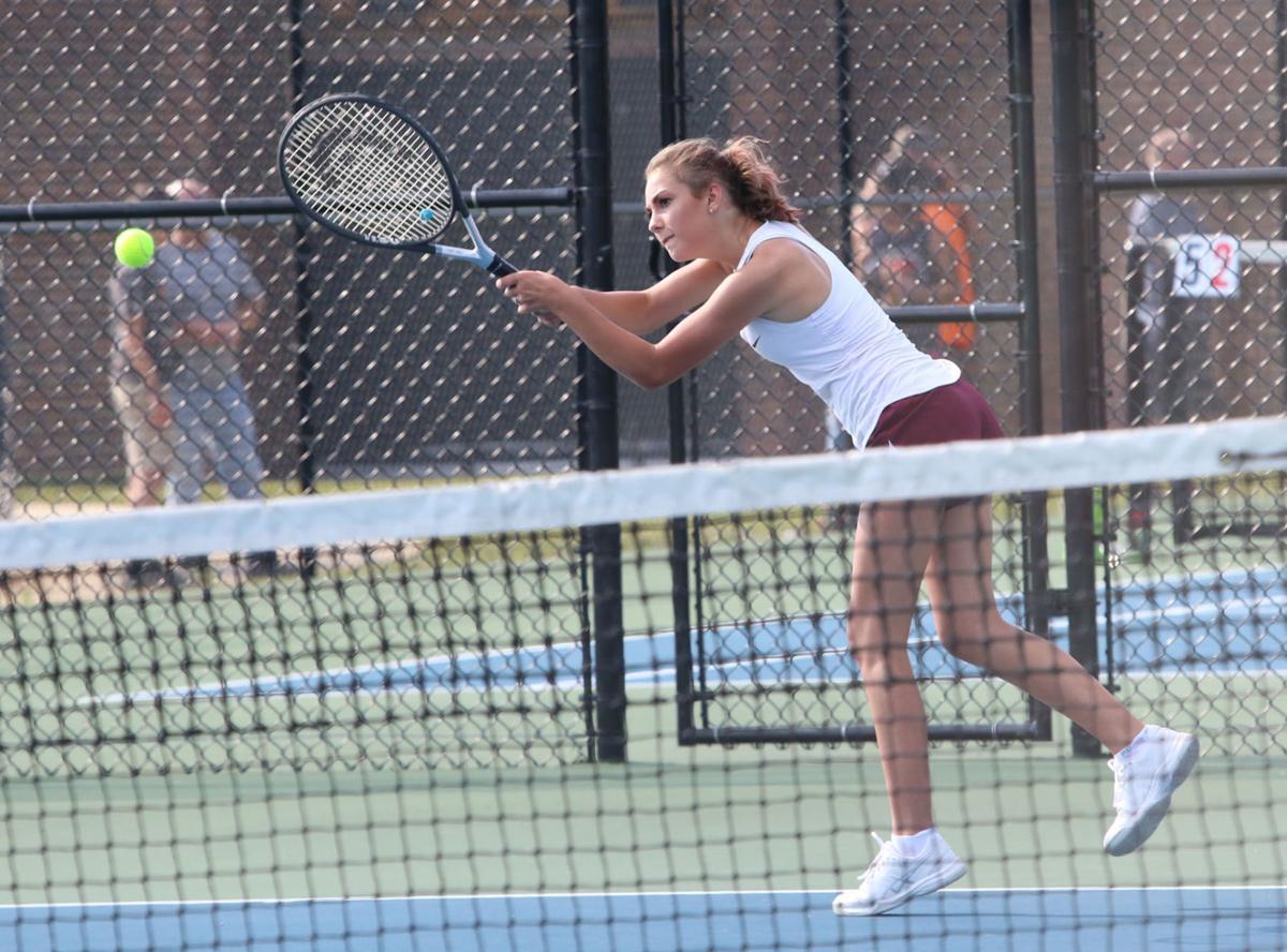 Lady Vikings tennis