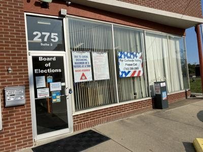 Jackson County Board of Elections
