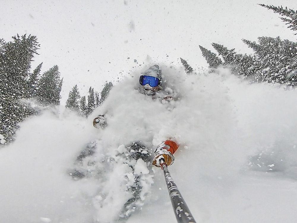 Ski films: Jackson Durtschi