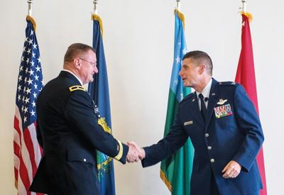 New Air Guard general sworn in