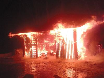 Trapp Family Lodge fire