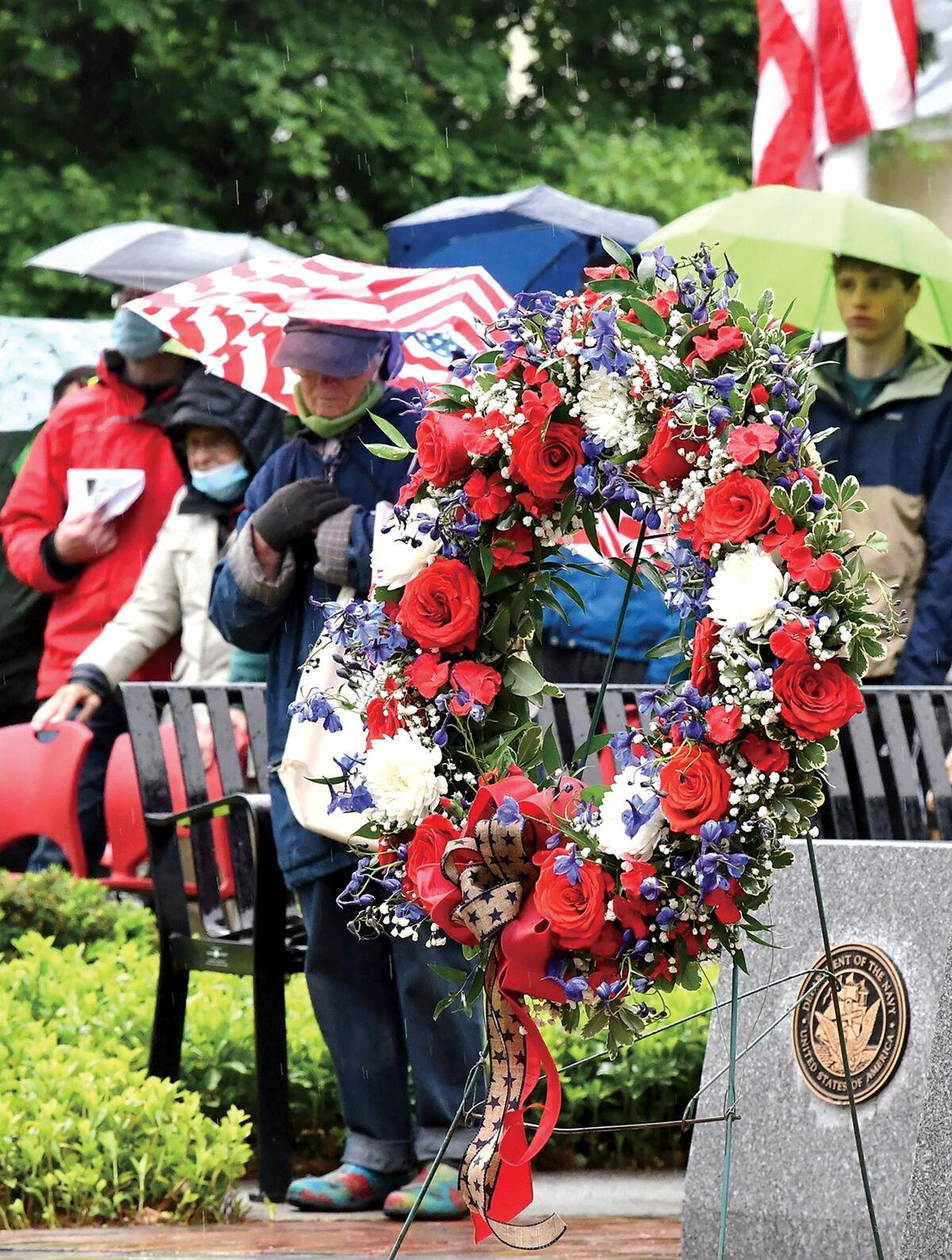 Shelburne Memorial Day 2021