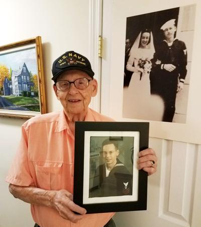 Lenny Roberge: The oldest living Veteran in Vermont