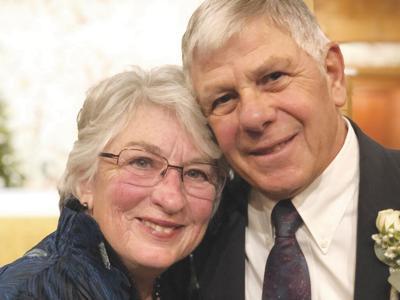 Mary Curtis Skelton and Lynn Altadonna