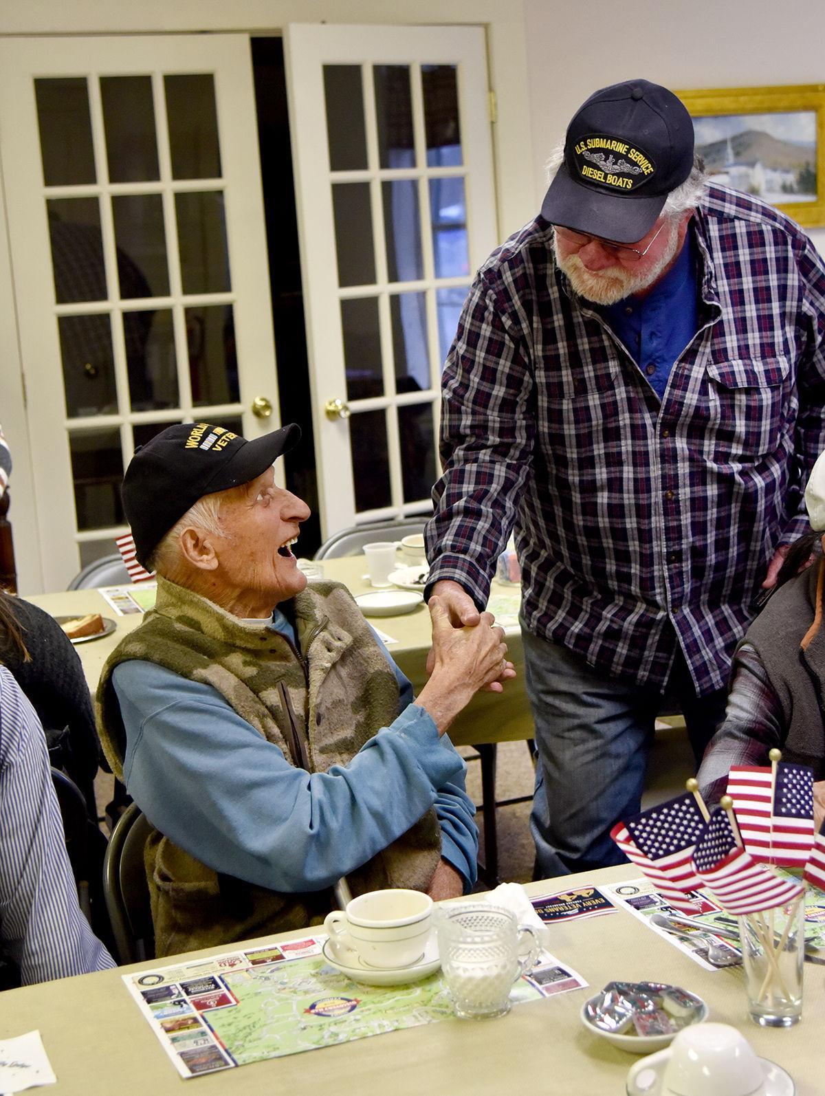 Veterans Day pancake breakfast