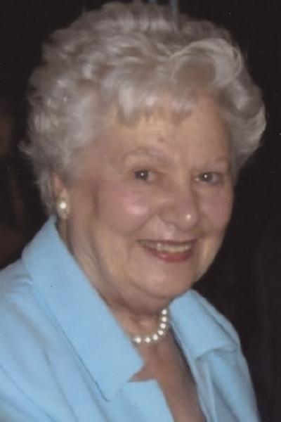 Ruth Burrell Farrell