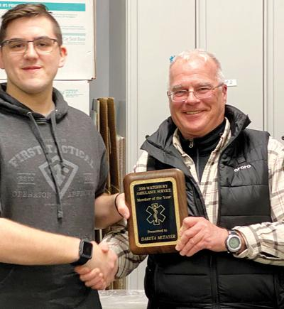 2019 Volunteer of the Year Award
