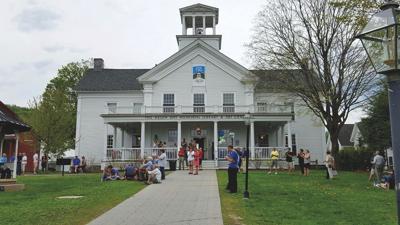 Stowe Free Library 150th anniversary kickoff