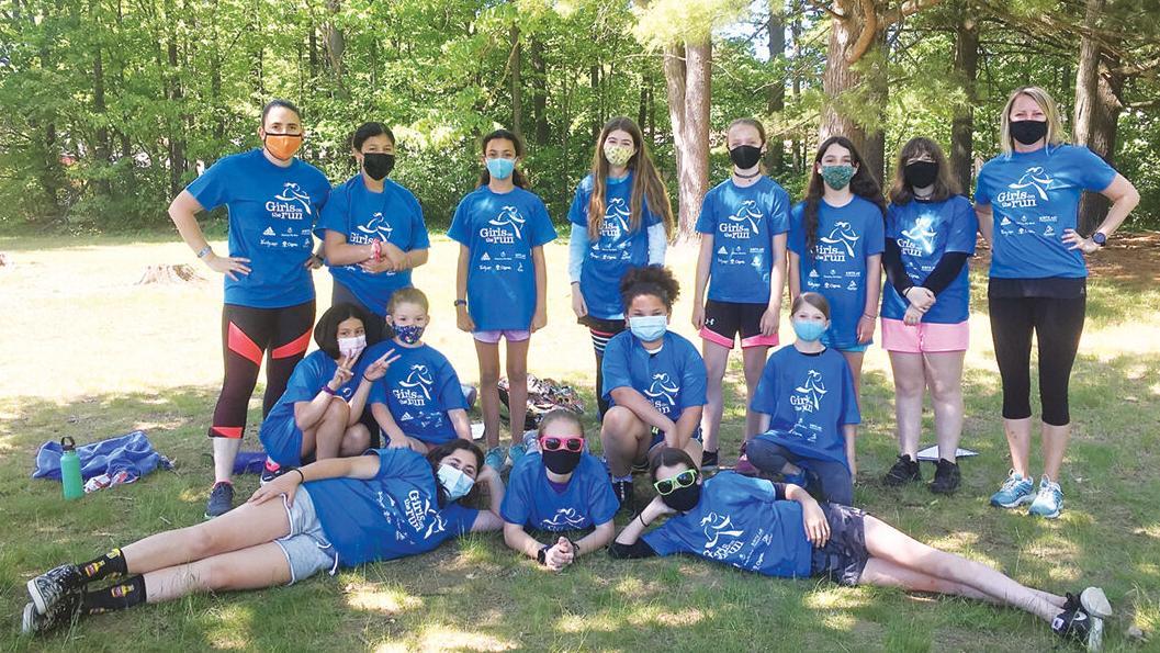 Running program empowers girls