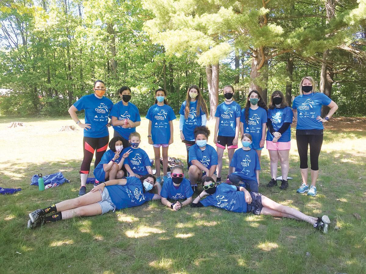 Running program empowers girls 3