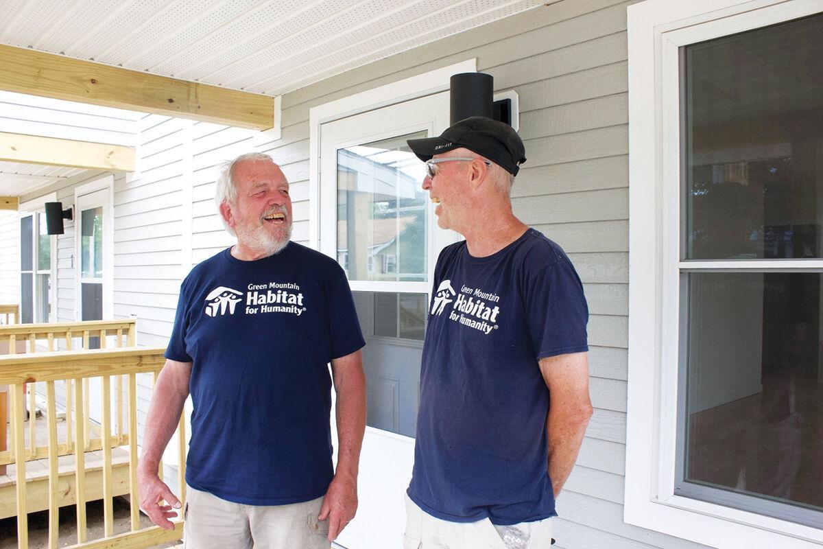 Dick Shasteen and Bill Gerlack