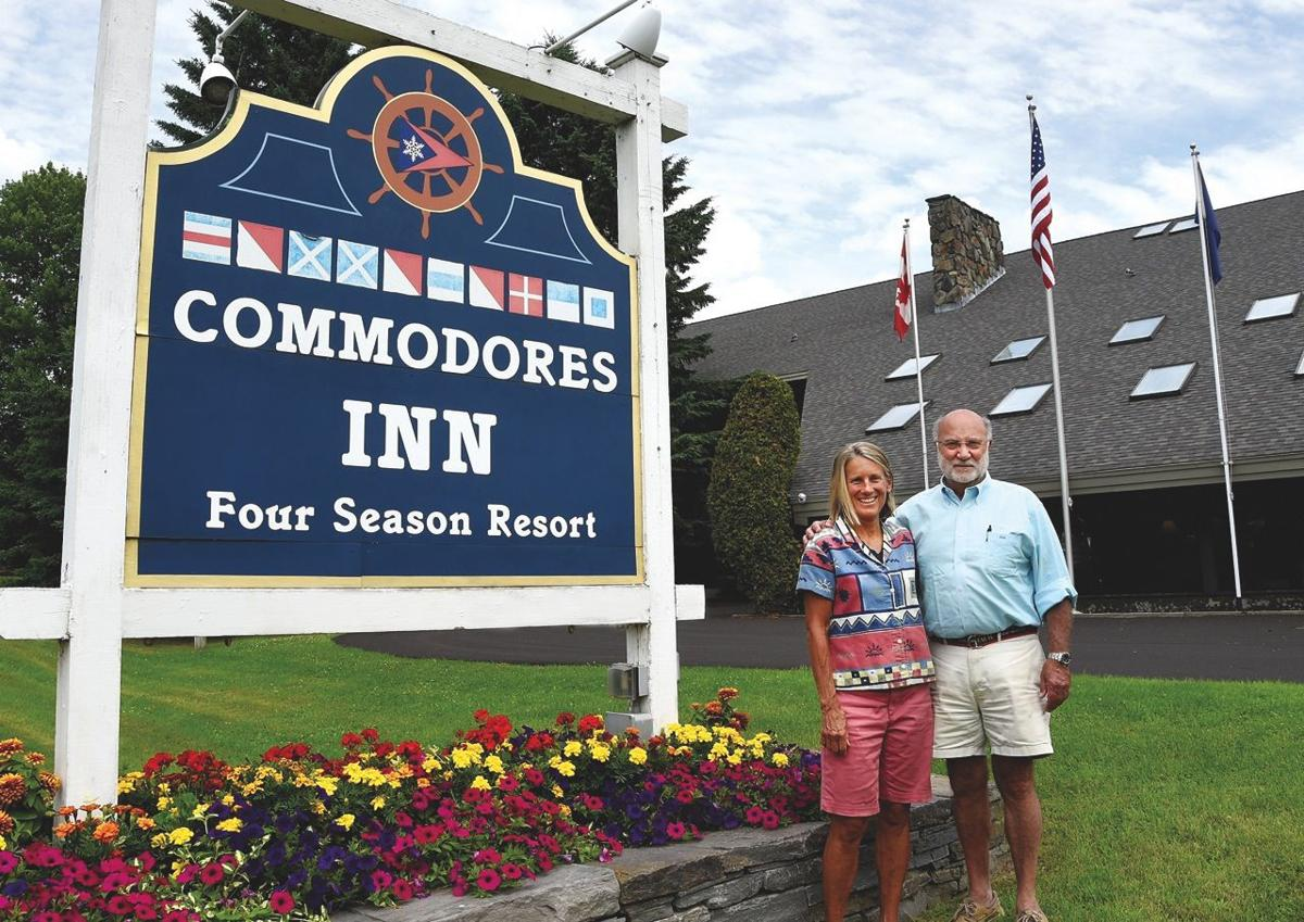 Commodores Inn