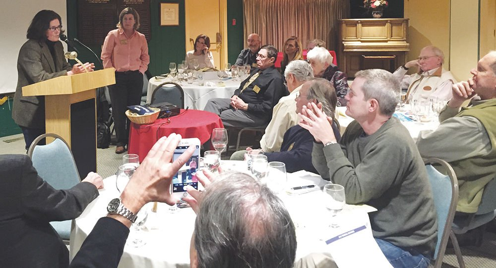 Stowe Rotary: Anne Galloway