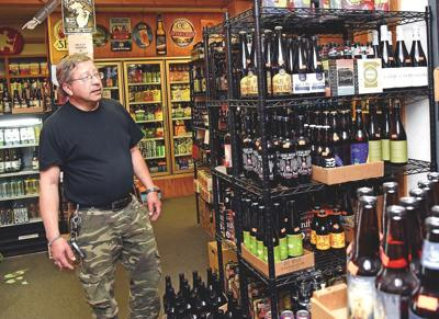 4393 Best beer shop/selection: Stowe Beverage