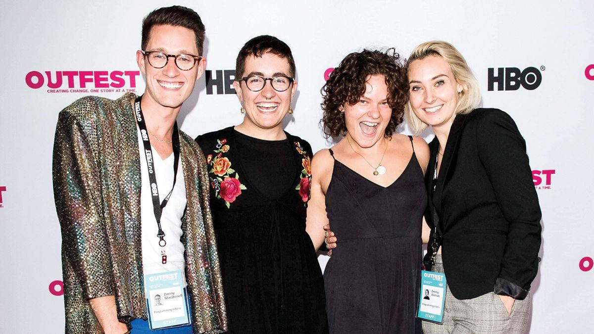 Outfest in Los Angeles