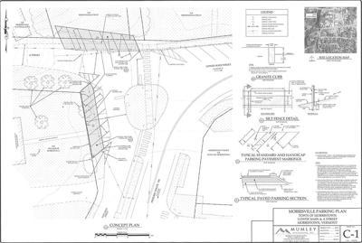 Morrisville parking plan
