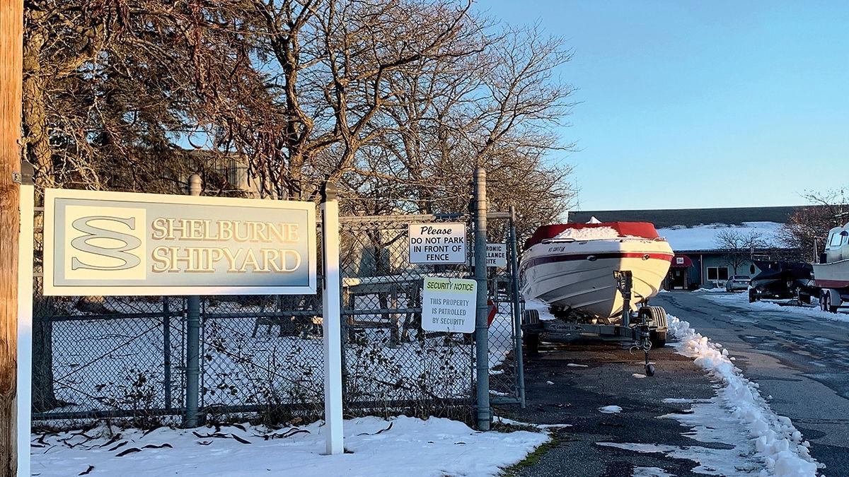 Shelburne Shipyard sold