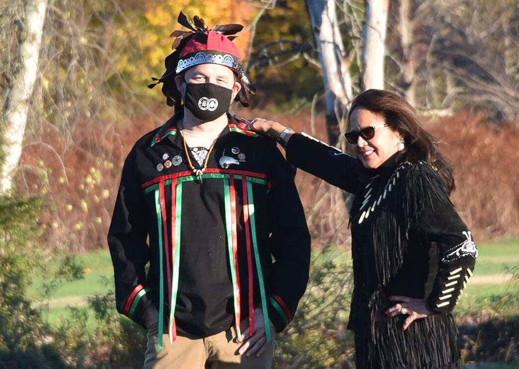 Indigenous Peoples' Day shares stories  of original settlers