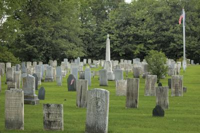 Stowe's Old Yard Cemetery
