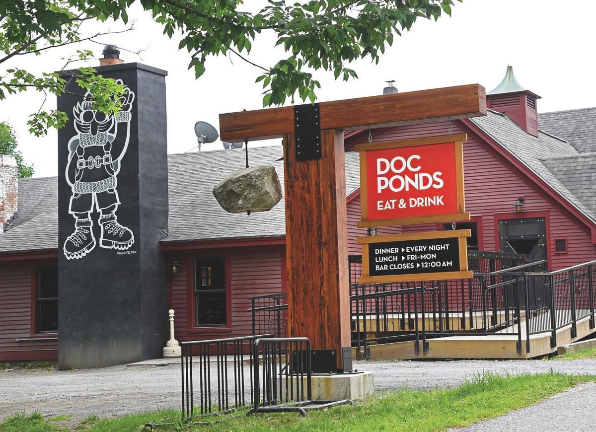 4393 Best new restaurant: Doc Ponds
