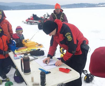 Vermont Fish and Wildlife Department's panfish program