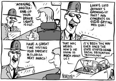 Newcomb cartoon 08/16/2012