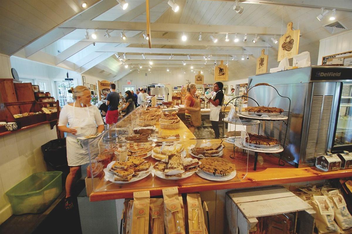 4393 Best baked goods: Harvest Market