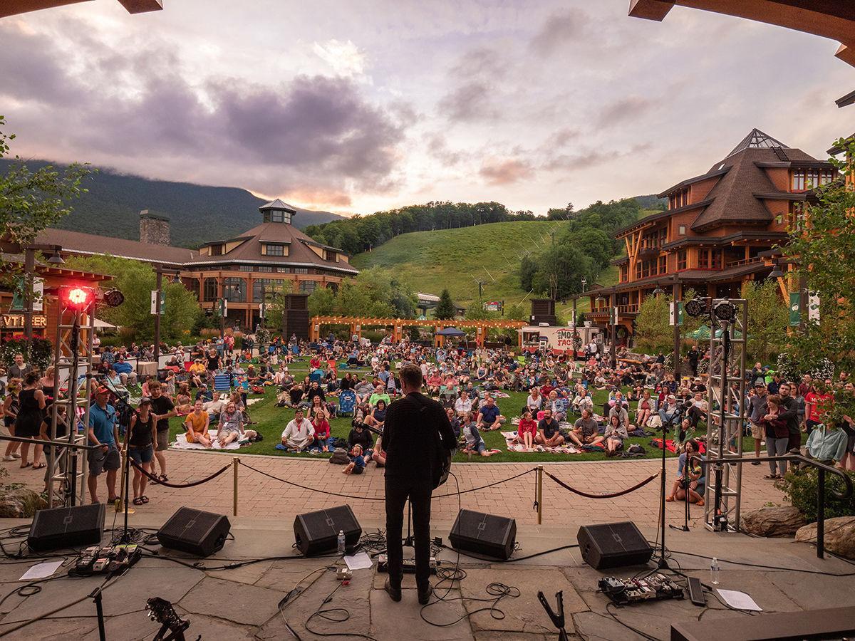 Spruce Peak Folk Festival 2018